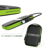 Silicon Power 1TB Rugged Armor A60 Shockproof Water-Resistant 2.5-Inch U... - $77.00