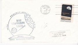 PROJECT APOLLO - APOLLO 13 USNS VANGUARD CAPE CANAVERAL FLORIDA APR 20 1970 - $1.98