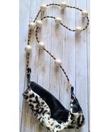 Leopard Print Lanyard Eyeglass Holder Mask Holder - $11.00