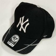 New York Yankees MLB Black Sensei MVP Adjustable Hat *NEW* - £17.72 GBP