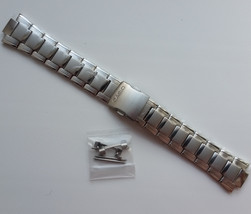 Genuine Replacement Watch Band 19mm Stainless Steel Bracelet Casio EFA-1... - $28.60