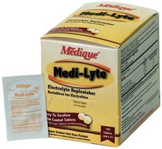 Medique Products 03033 Medi-Lyte electrolyte replacement tablets, 50-Pac... - $8.35