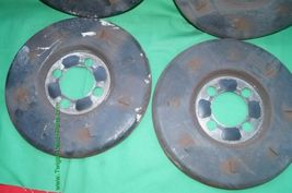 Set Wheel Brake Dust Cover Set Shield 4x108 image 6