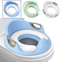 Luchild Potty Toilet Seat for Toddlers Toilet Trainer Ring with Splash G... - $21.36