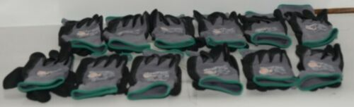 ATG MaxiFlex Ultimate 34 847 M Light Weight Polyurethane Coated Gloves 12 Pair