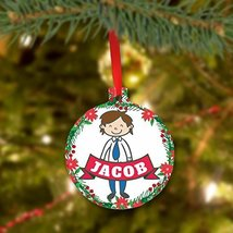 Personalized Christmas Ornament for Dad - $9.99