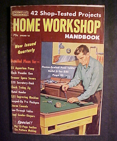 42 shop tested projects home workshop handbook