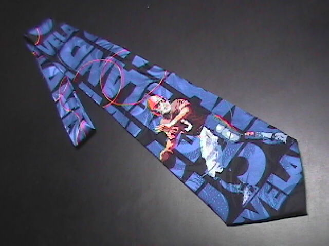 Tie wear ties limited edition cleveland blues   browns 01