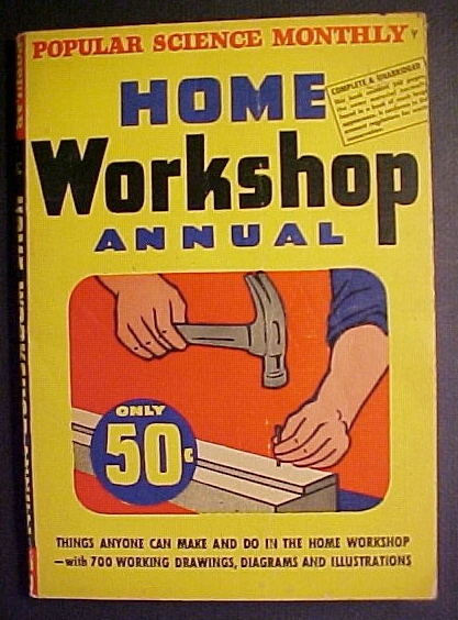 Home workshop annual