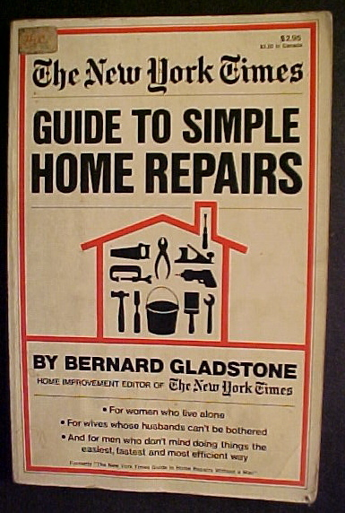Guide to simple home repairs
