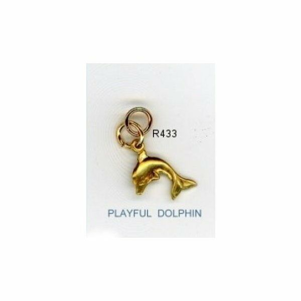 Primary image for NAIL ART DANGLE DOLPHIN  CHARM Jewely