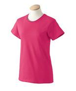 Heliconia 3XL G2000L Gildan women ultra cotton T-shirts  - $6.50