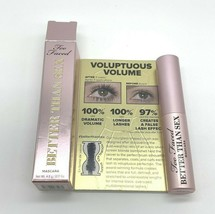 Too Faced Better Than Sex Mascara ~ TRAVEL SIZE 4.8 g / 0.17 oz ~ Authentic! - $11.39