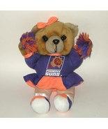 50% off! Phoenix Suns BasketBall NBA Plush Bear Cheerleader - $1.76
