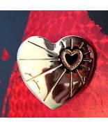 VARIETY CLUB SHINY HEARTS Souvenir Lapel Hat Pin - $5.99