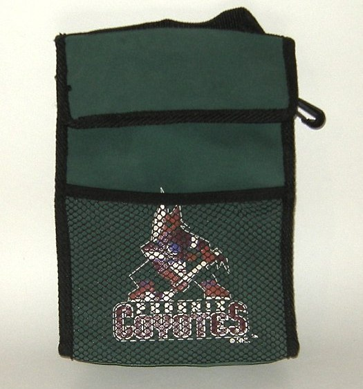 Phoenix Coyotes Hockey Insulated Bag