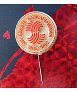 Vintage 1905-1980 SASKATCHEWAN Lapel Stick Pin - $3.99