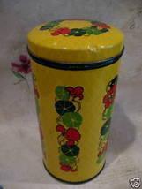 VERKADE ZAANDAM DUTCH HOLLAND Netherlands Cookie Tin Canister Souvenir  - $19.95
