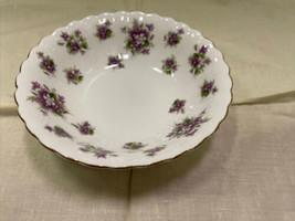 "Royal Albert Sweet Violets Berry Bowl - 5 1/4"" - $28.06"