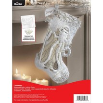 Bucilla 'Elegant Christmas'  Felt Christmas Stocking Stitchery Kit, 86977E - $35.99