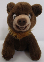 "Disney's KODA from BROTHER BEAR MOVIE 12"" Sitting Stuffed Plush Bear - $15.98"