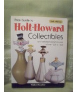 Holt Howard Collectibles & Related Ceramics Guide ID Price Book 2nd Edition - $24.95