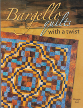 Quilt Instruction Pattern Book-Bargello Quilts With a Twist-Christmas In... - $6.76