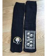 NFL The Pittsburgh Steelers Slipper Socks Grippers Tube Field Football V... - $12.59