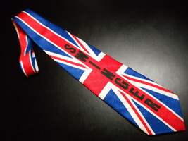 Ralph Marlin Austin Powers Neck Tie British Swinger 1999 New Line Produc... - $11.99