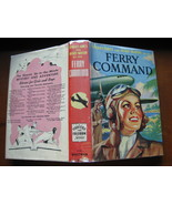 SPARKY AMES of the FERRY COMMAND ROY J. SNELL HC/DJ AVIATION - $12.99