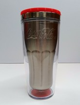 Coca-Cola 16oz Insulated Travel Mug - BRAND NEW - $15.10