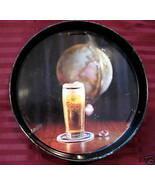 Vtg CARLSBERG COPENHAGEN DENMARK BEER ALE Souvenir Tray Collector Collec... - $19.95