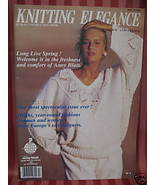 ANNY BLATT KNITTING 35 Patterns Magazine WOMEN - $9.99