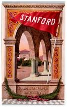 Early 1900s Leland Stanford Jr. University Pennant Postcard  - $9.28