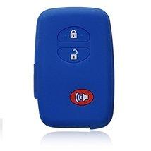 Massimiliano Incas Dobrev 3 Button Silicone Rubber Cover Holder Protector Case f - $8.99