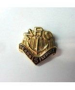 Vintage Navy NRS Naval Reserve System 5 Years Service Tie Tack Lapel Pin - $9.50