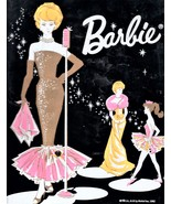 Barbie Doll Travel Case - Vintage Mattel 1962 - $28.90