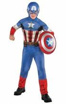Costumes USA Captain America Halloween Costume Classic for Boys, Medium (8-10) - $29.69