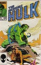 The Incredible Hulk 309 [Comic] by Marvel Comics - $6.99
