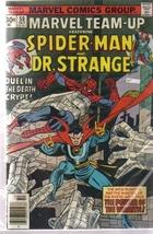 Marvel Team-Up #50 Spider-Man and Dr. Strange [Comic] - $6.99