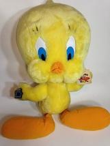 "Looney Tunes Tweety Bird Plush Applause Large 18"" Vintage Yellow Stuffed... - $39.99"