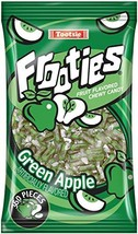 Frootie Tootsie Roll Chewy Candy, Green Apple, 38.8 Ounce, 360 Count Pack of 12 - $16.99