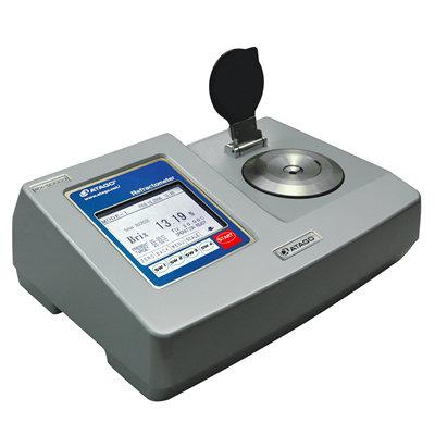 NEW! Atago RX-5000a 0-100% Brix Refractometer Abbe