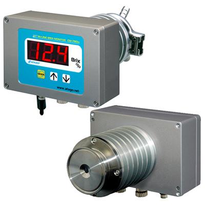 Atago CM-780N Inline Brix Refractometer Food & Beverage
