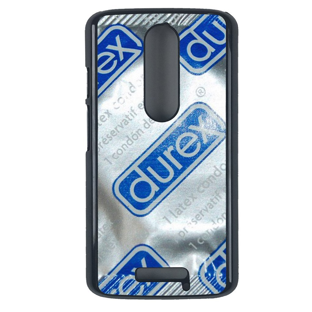 Condom Motorola Moto X 2nd case Customized Premium plastic phone case, design #1