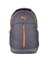 Puma Quiet Shade and Shocking Orange Casual Backpack (7554703) - $61.99