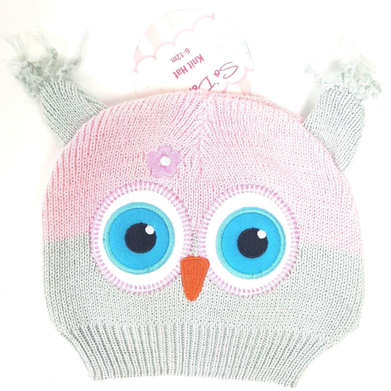 39eebc039eb SoDorable Owl Girl Knit Beanie Stocking Cap and similar items