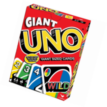 Giant Uno Giant Game Free Shipping New - $20.63