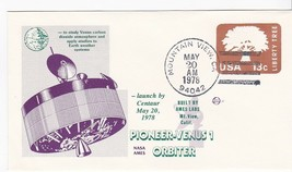 PIONEER-VENUS 1 ORBITER LAUNCHED BY CENTAUR MOUNTAIN VIEW, CA MAY 20 1978 - $1.78