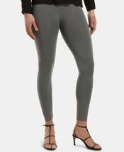 HUE First Looks Seamless Leggings, Castlerock, 1X (size 16W-18W) - $9.99